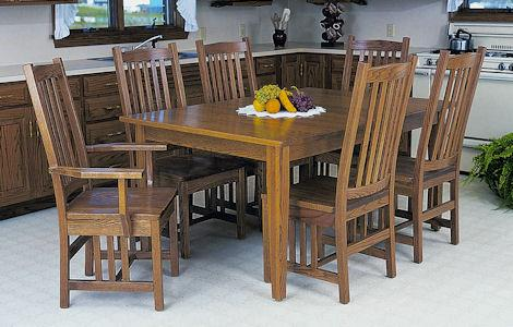 Shaker 20 Table Collection