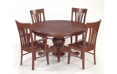 30 Single Potbelly Dining Set