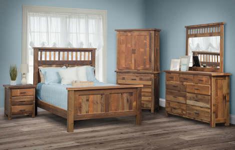 Savannah Bedroom Collection