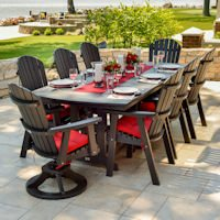 Poly Outdoor Dining