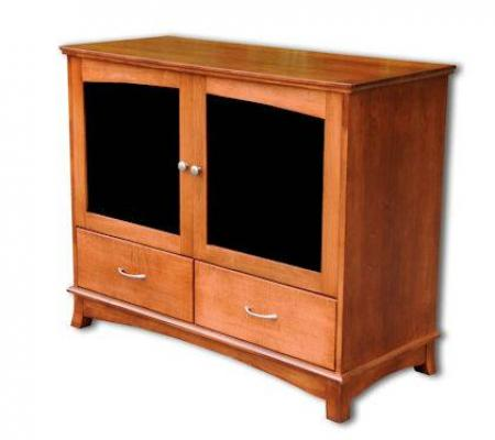 CWF 700 Crescent Bedroom Set TV Stand