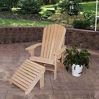Wood Seating & Occasionals