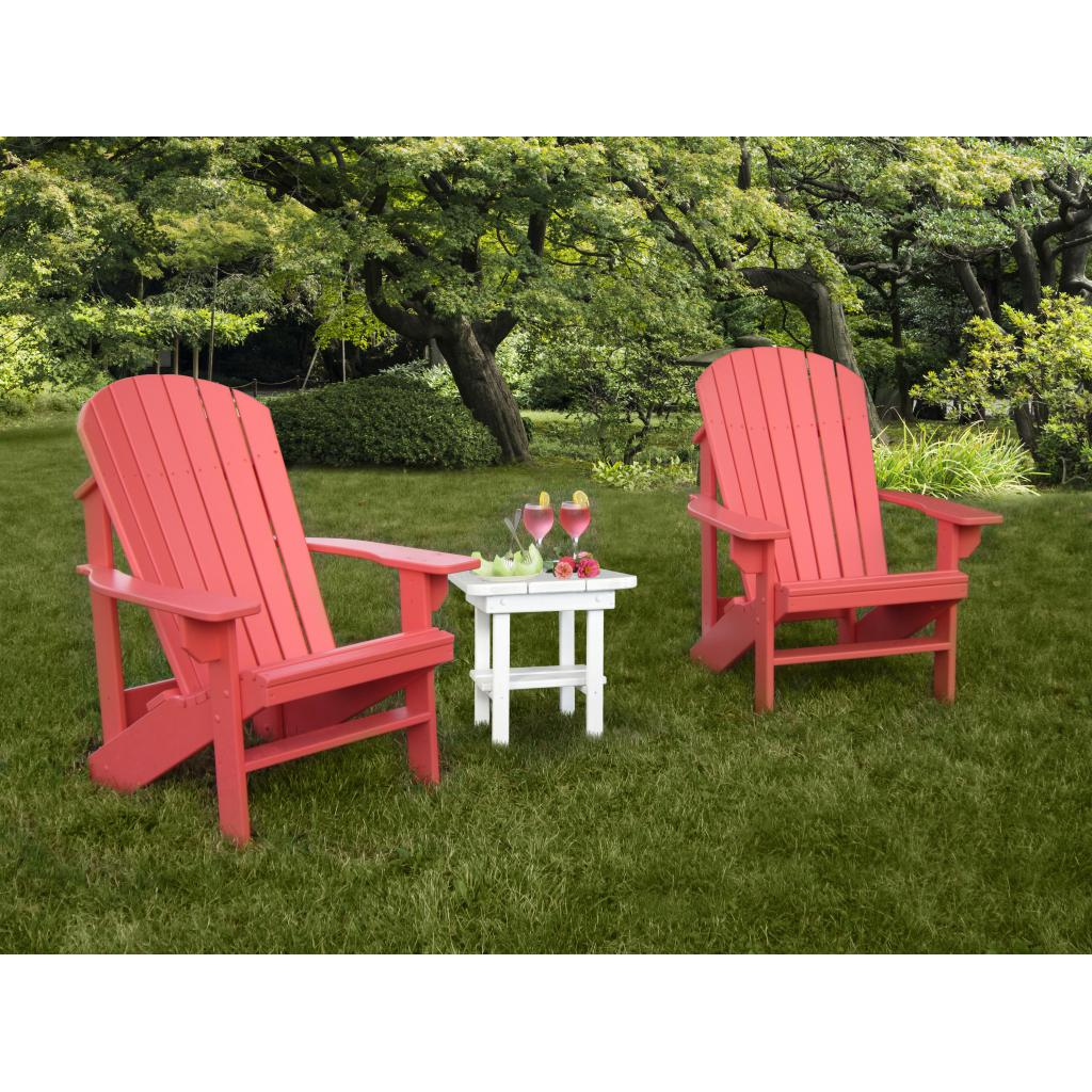 Amish Poly Outdoor Chairs