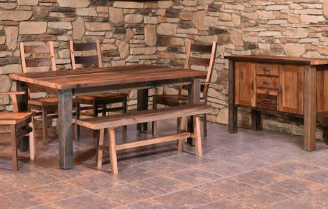 Almanzo Dining Room Collection
