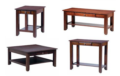 Arlington Living Room Tables