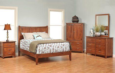 Ashton Bedroom Collection