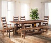 Barnwood Dining Sets
