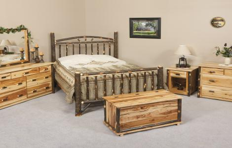 If You Are Looking For Log Bedroom Furniture Then Here It Is Rustic Can Have A Warm And Cozy Feel The Quality Great