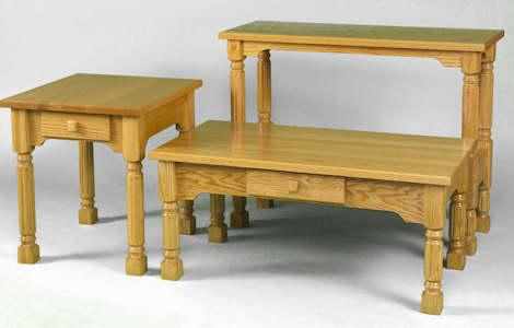 Belmont Living Room Tables
