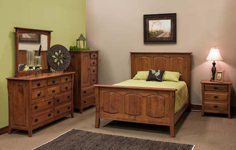Berkley Shaker Bedroom Collection