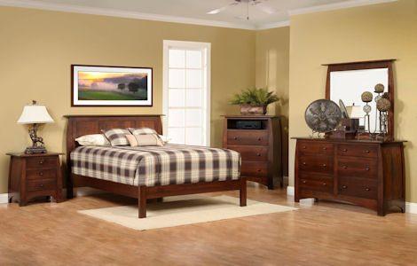 Bordeaux Bedroom Set
