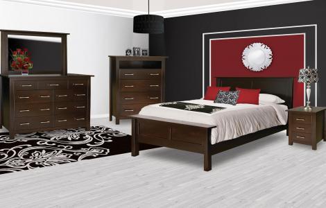 Burlington Bedroom Collection