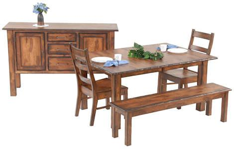 Plymouth Dining Set