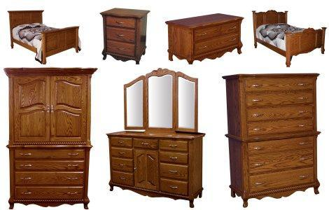 CWF 100 Classic Bedroom Set