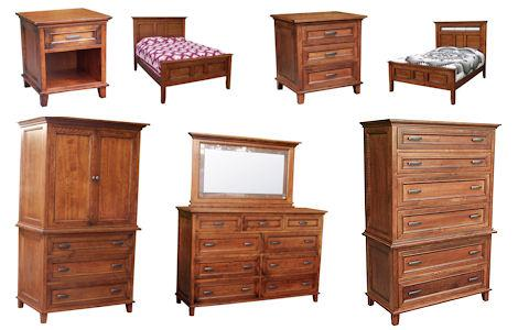 CWF600 Brooklyn Bedroom Set for Sale in Dayton Cincinnati Ohio
