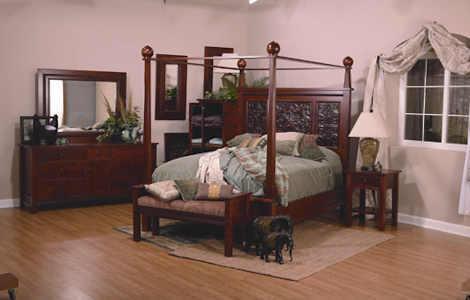 Cabin Creek Bedroom Set