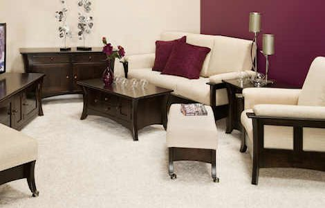 Caledonia Coffee and End Tables