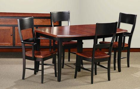 Carlisle Leg Table Dining Collection