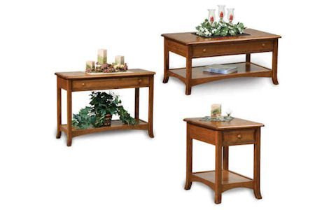 Carlisle Open Occasional Tables