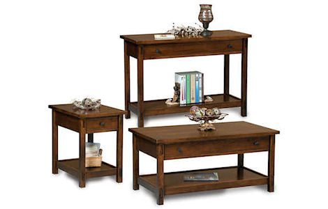 Centennial Open Coffee and End Tables