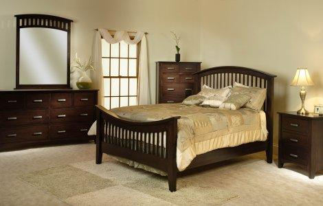 Cambrai Mission Bedroom Set