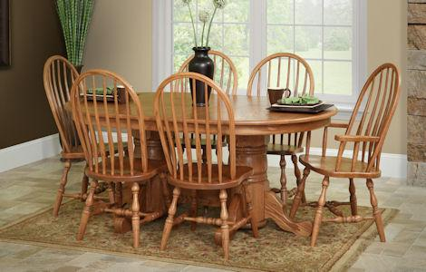Chateau Pedestal Dining Collection