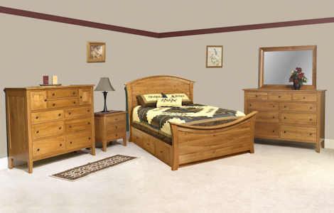 Chelsea Bedroom Furniture Set