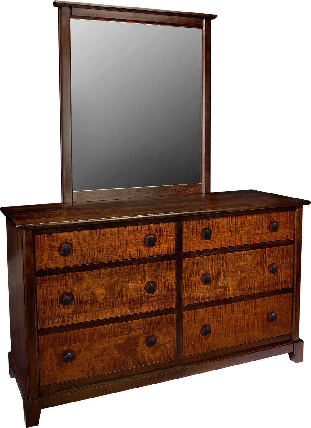 Chesapeaka Bedroom Set 6 Drawer Dresser