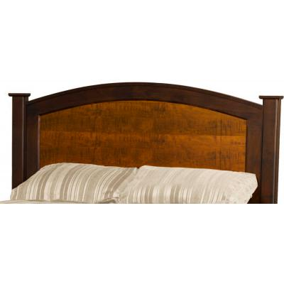 Chespeaka Arched Panel Bed HeadboardRED