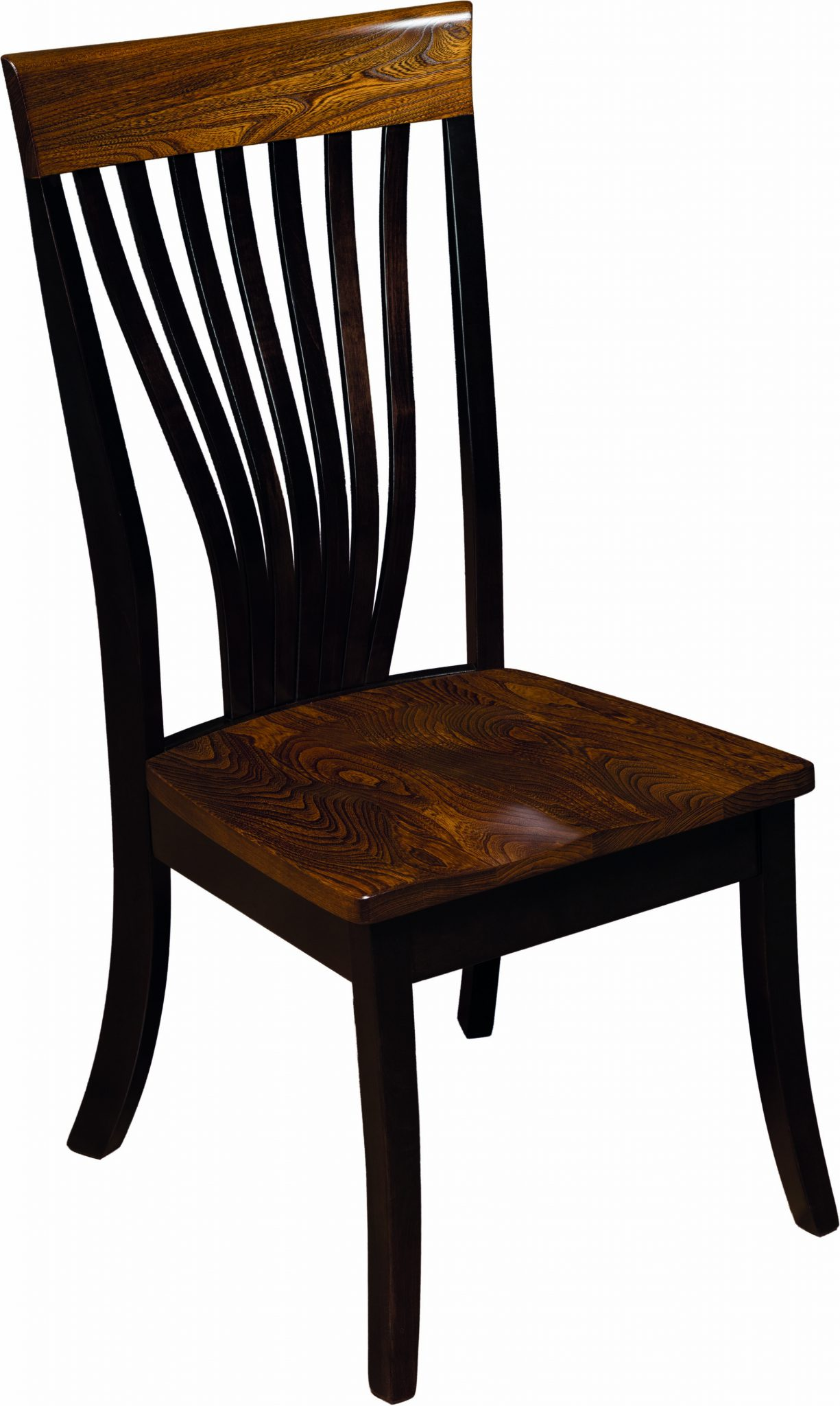 Christy Dining Collection Fanback Dining Chairs
