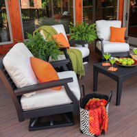Poly Seating & Occasionals