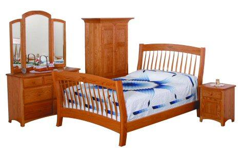 Classic Shaker Bedroom Suite