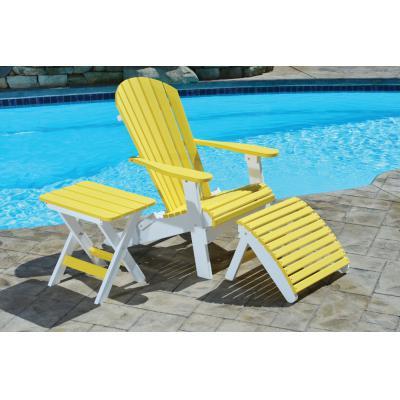 Comfo Back Folding Adirondack Chair Lifestyle