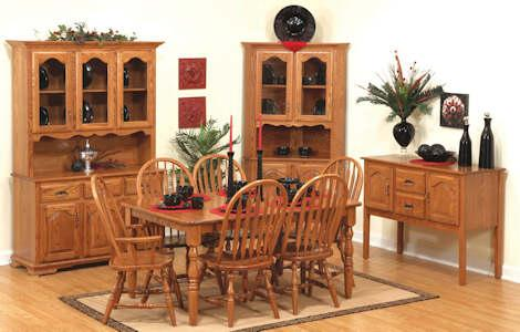 Country Collection Dining Set