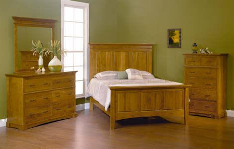 Crystal Lake Bedroom Set