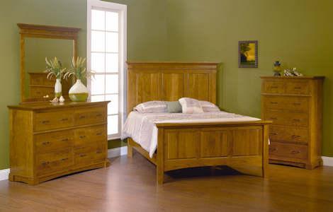 Crystal Lake Bedroom Set