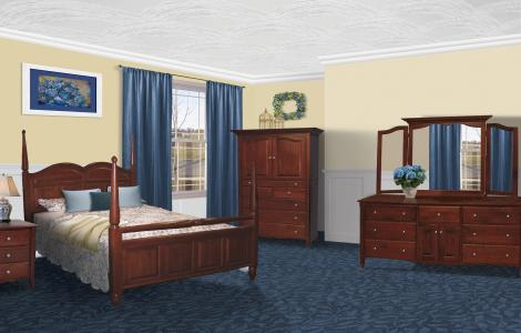 Delafield Bedroom Furniture Set