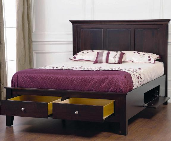 Ellington Bedroom Collection 400 Storage Bed