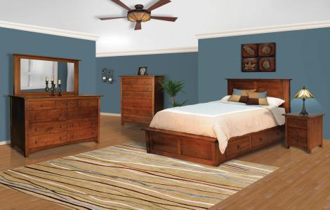 Emory Grand Bedroom Collection