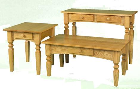 Estate Shaker Occasional Tables