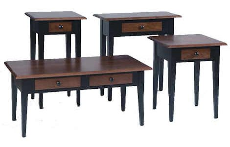 Fresno Coffee and End Tables