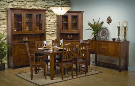 Frontier Dining Collection