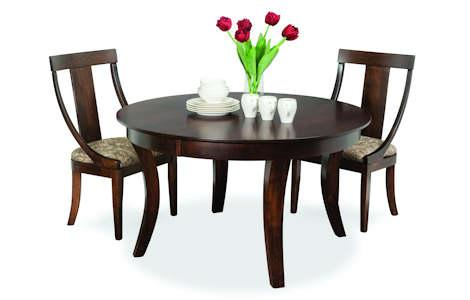 Georgetown Round Dining Table Set