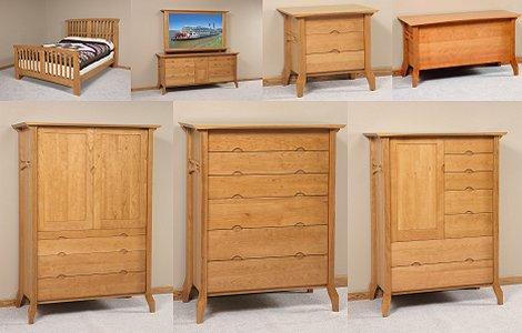 Grand River Bedroom Furniture Set