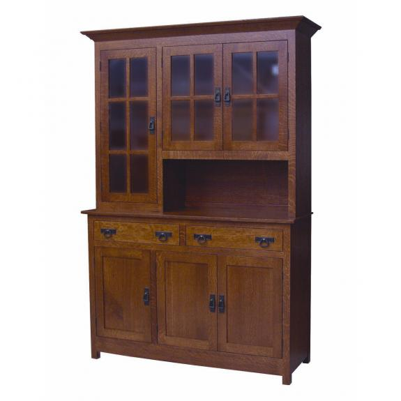 40 Mission Dining Collection Grandwood Dining Hutch