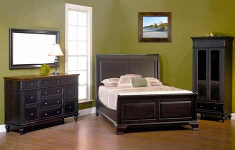Hampton Bedroom Collection