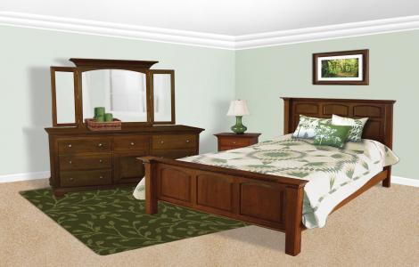 Hampton Bedroom Furniture Set