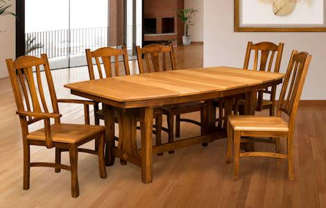 Hearth Side Dining Set