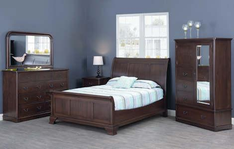Hyde Park Bedroom Collection