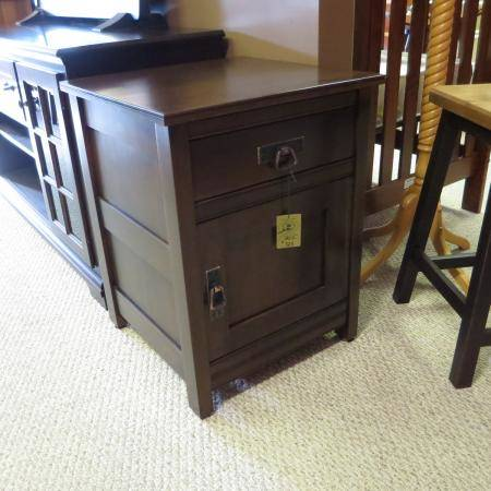 Country Mission Nightstand